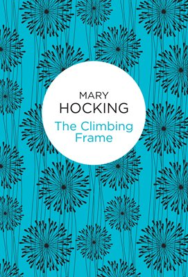 Book cover for The Climbing Frame