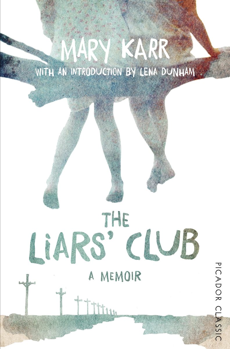psychoanalysis of mary karrs mother in the lairs club essay