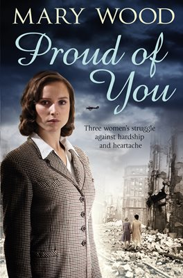Book cover for Proud of You