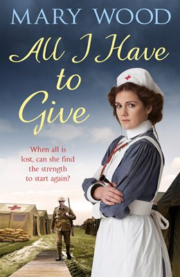 Book cover for All I Have to Give