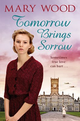 Book cover for Tomorrow Brings Sorrow