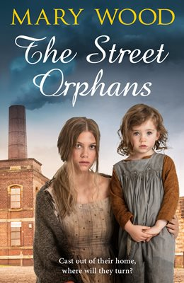 Book cover for The Street Orphans