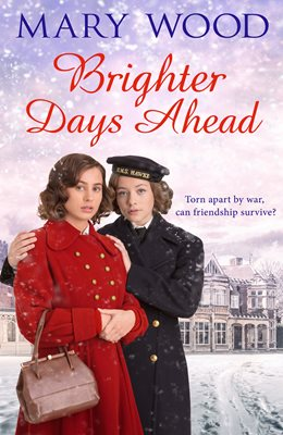 Book cover for Brighter Days Ahead