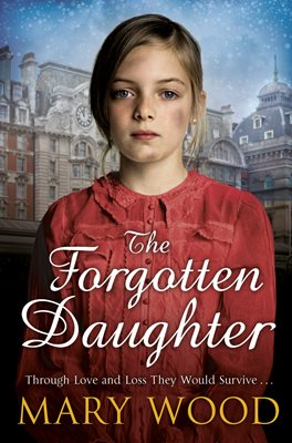 Book cover for The Forgotten Daughter