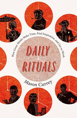 Book cover for Daily Rituals