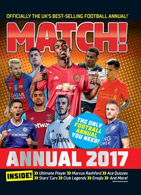 Book cover for Match Annual 2017