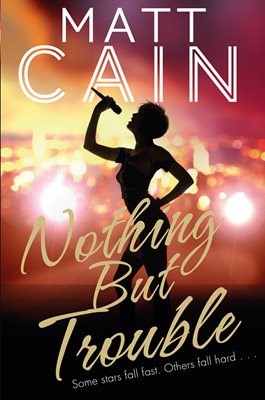 Book cover for Nothing But Trouble