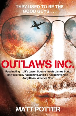 Book cover for Outlaws Inc.