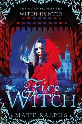 Book cover for Fire Witch