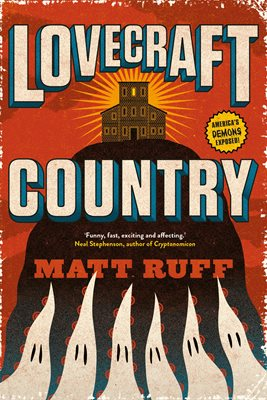 Book cover for Lovecraft Country