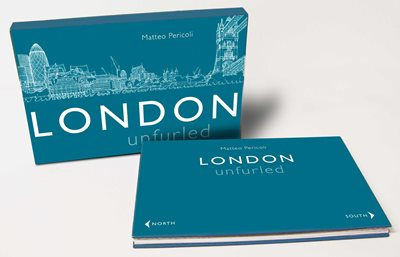 Book cover for London Unfurled