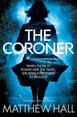 Book cover for The Coroner