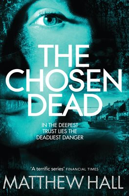 Book cover for The Chosen Dead