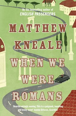 Book cover for When We Were Romans