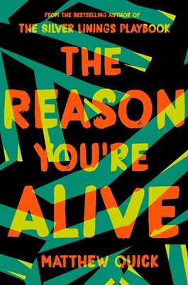 Book cover for The Reason You're Alive