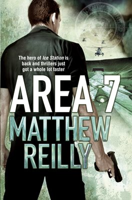 Book cover for Area 7