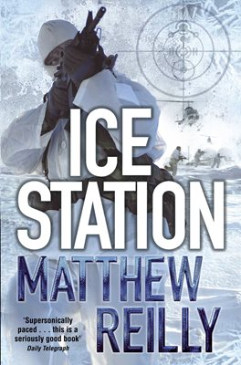 Book cover for Ice Station