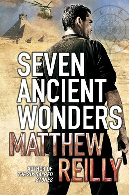 Book cover for Seven Ancient Wonders