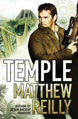 Book cover for Temple