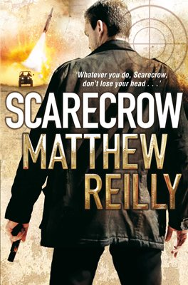 Book cover for Scarecrow