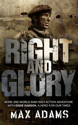 Book cover for Right and Glory