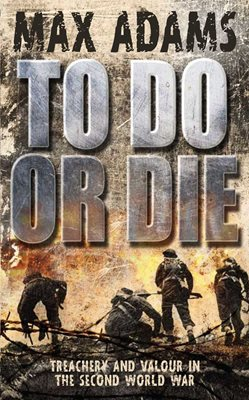 Book cover for To Do or Die