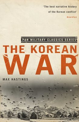 Book cover for The Korean War