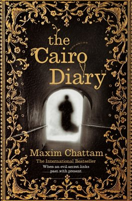 Book cover for The Cairo Diary