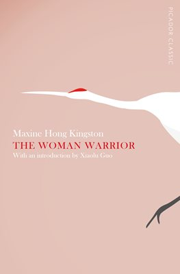 Book cover for The Woman Warrior