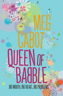 Book cover for Queen of Babble