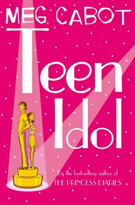 Book cover for Teen Idol