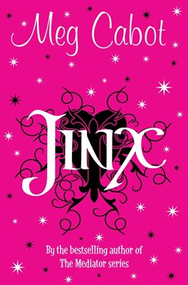 Book cover for Jinx