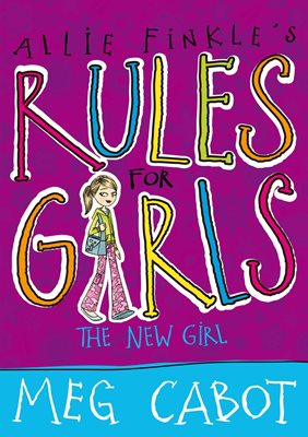 Book cover for The New Girl