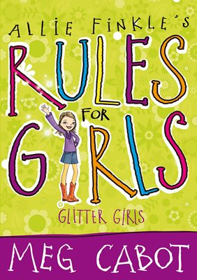 Book cover for Glitter Girls