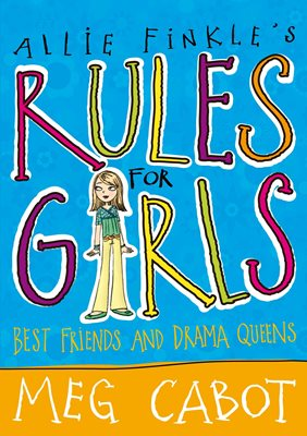 Book cover for Best Friends and Drama Queens