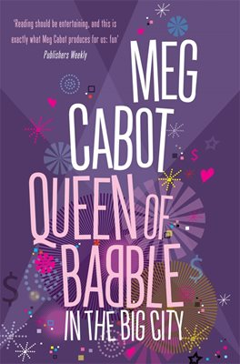 Book cover for Queen of Babble in the Big City