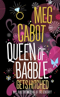 Book cover for Queen of Babble Gets Hitched