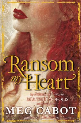 Book cover for Ransom My Heart