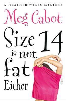 Book cover for Size 14 is Not Fat Either
