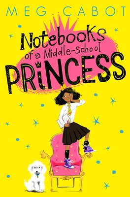 Book cover for Notebooks of a Middle-School Princess