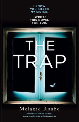 Book cover for The Trap