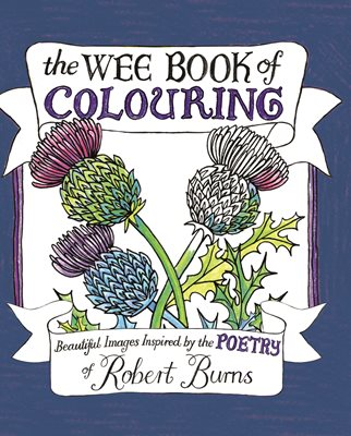 The Wee Book of Colouring