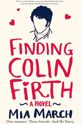 Book cover for Finding Colin Firth