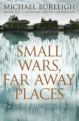 Book cover for Small Wars, Far Away Places