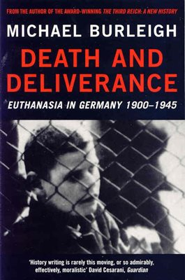 Book cover for Death and Deliverance