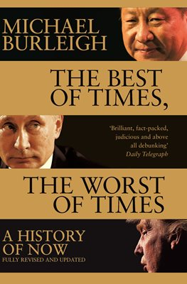 Book cover for The Best of Times, The Worst of Times