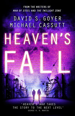 Book cover for Heaven's Fall
