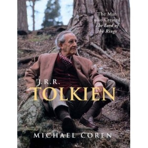 Book cover for J.R.R. Tolkien