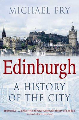 Book cover for Edinburgh