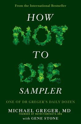 Book cover for How Not To Die Sampler